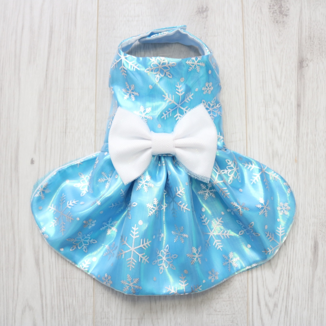 Disney Frozen inspired dog dress